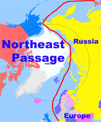Northeast passage