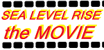 sea level rise - the movie